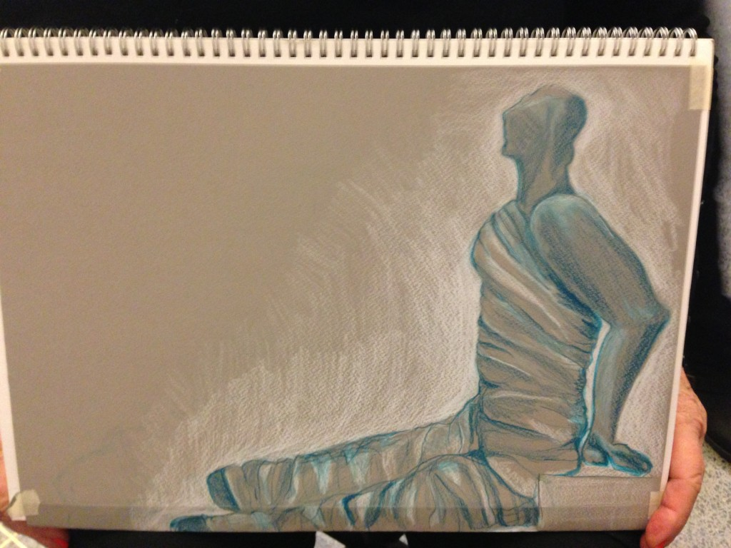 Artwork from Sketchout pencil drawing lessons.