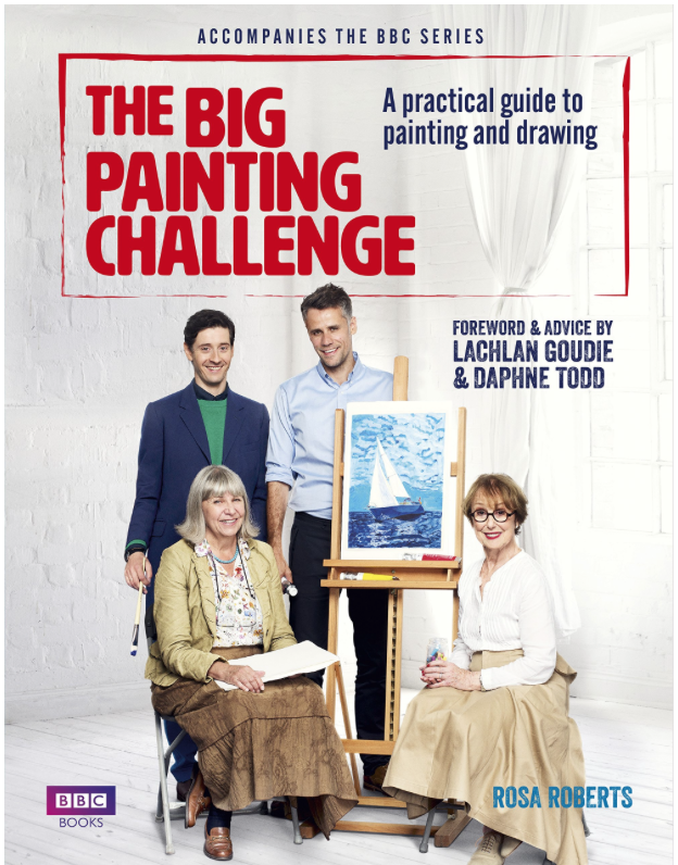 The Big Painting Challenge Book (BBC)